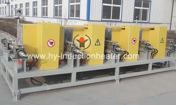 Billet heat treatment furnace