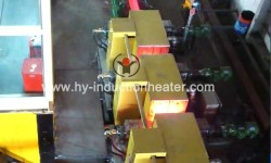 Billet heating equipment