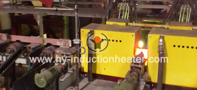 Billet induction heating