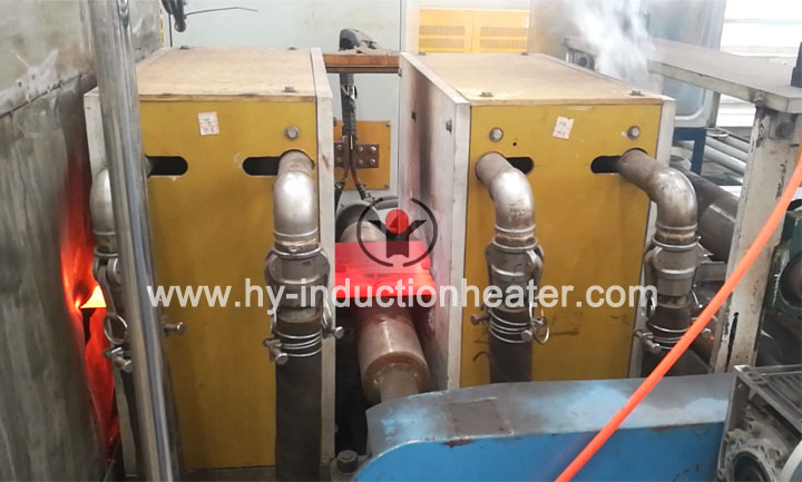 Bulldozer blade quenching tempering