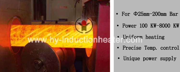 Forging heat treatment