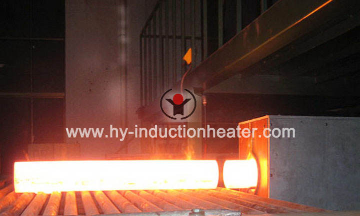 Forging round bar