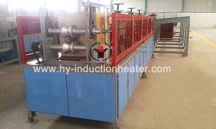 Grinding steel ball production equipment