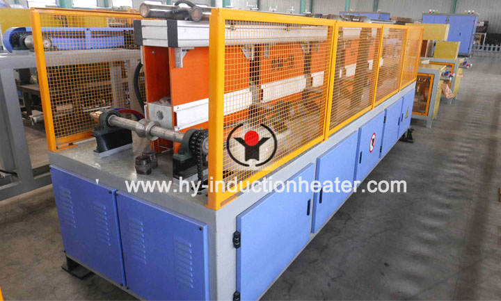 Hardening and tempering heater