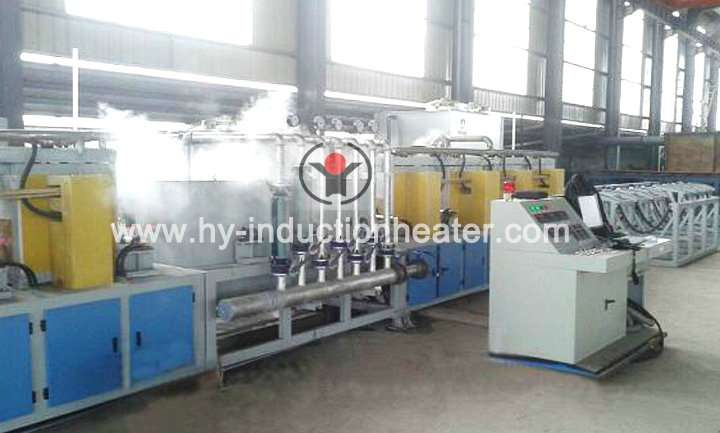 Hardening heat treatment furnace