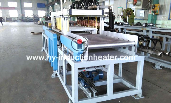 Heat treatment furnace for steel slab