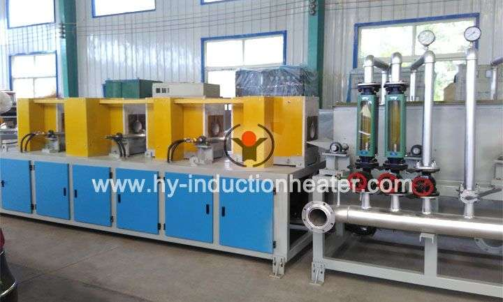 Induction heating hardening equipment