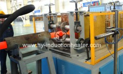 MF induction heating