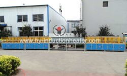 Medium frequency hardening equipment