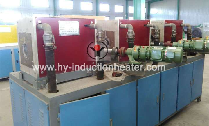 Medium frequency heating equipment