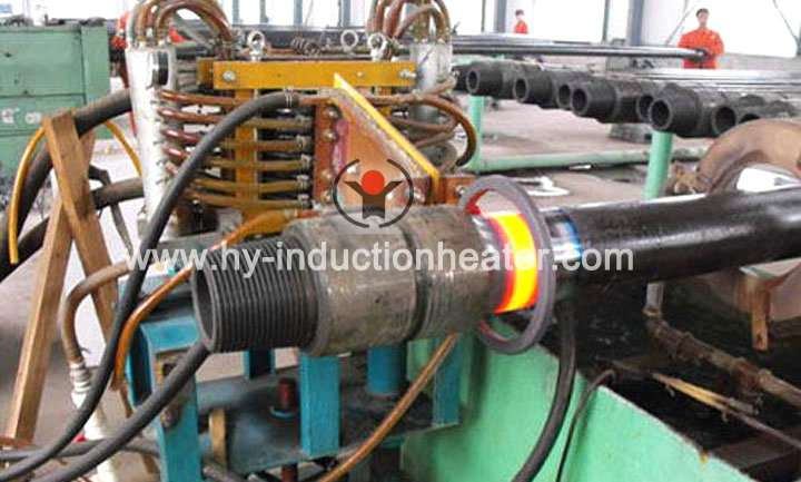 Oil pipeline seam welding equipment