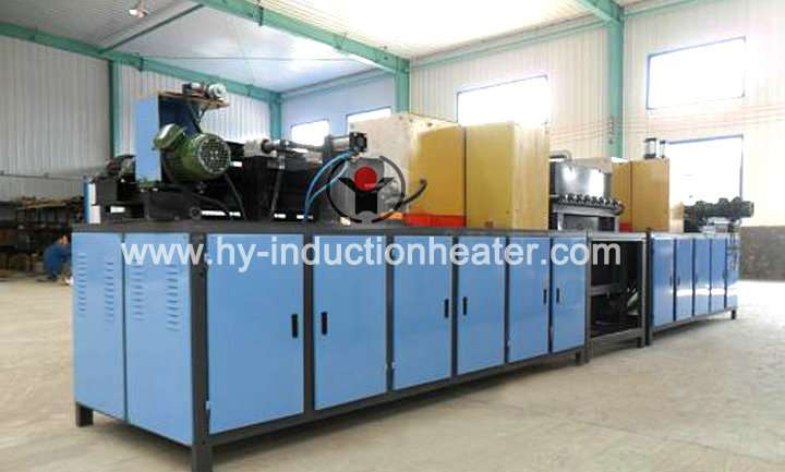 Pipe heat treatment equipment