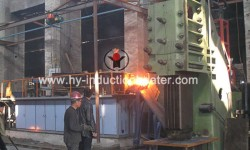 Round bar forging equipment