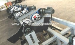 Steel pipe annealing system
