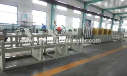 Spring steel hardening equipment