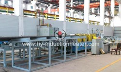 Steel pipe heating equipment