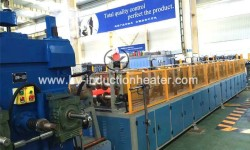 Steel ball rolling equipment