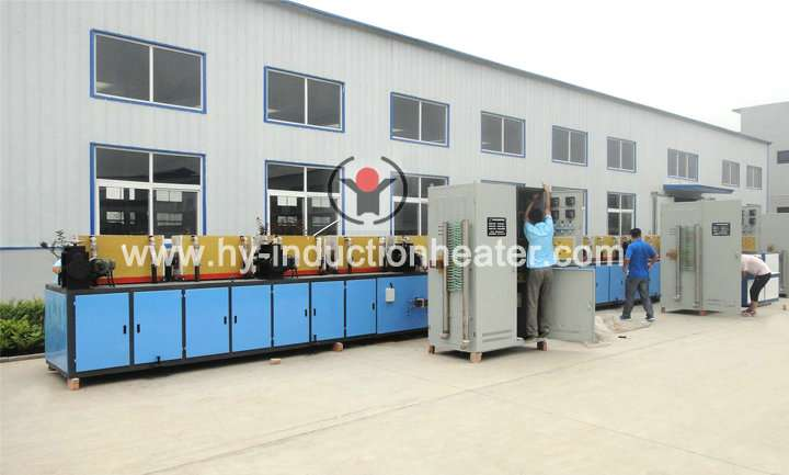 Bar heating equipment