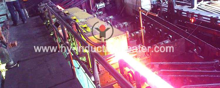 Steel billet heat treatment equipment