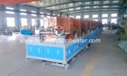 Steel billet heating equipment