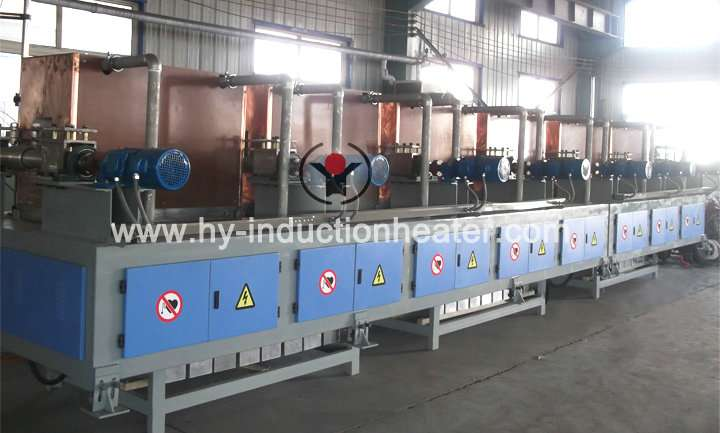 Steel billet heating furnace