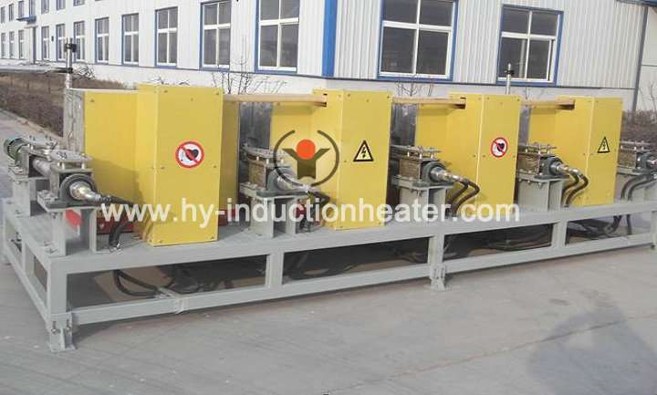 Steel billet reheating equipment