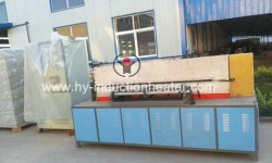 Steel slab heating furnace