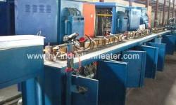 Steel wire annealing furnace