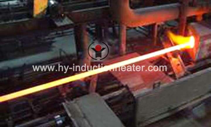 Steel wire rod heating furnace