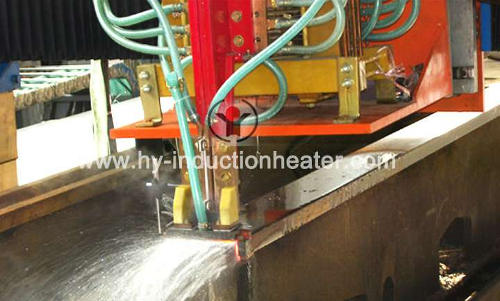 Surface heat treatment equipment