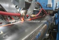 Weld seam annealing system