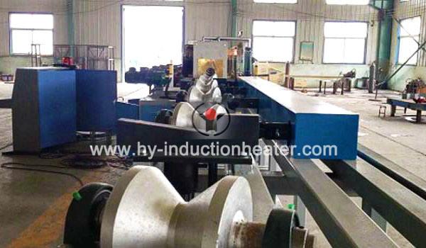 alumiinum heat treatment furnace