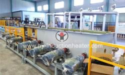 Aluminum heat treatment