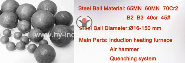 balls forging