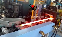 saving energy induction heating furnace