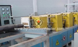 Steel bar quenching furnace