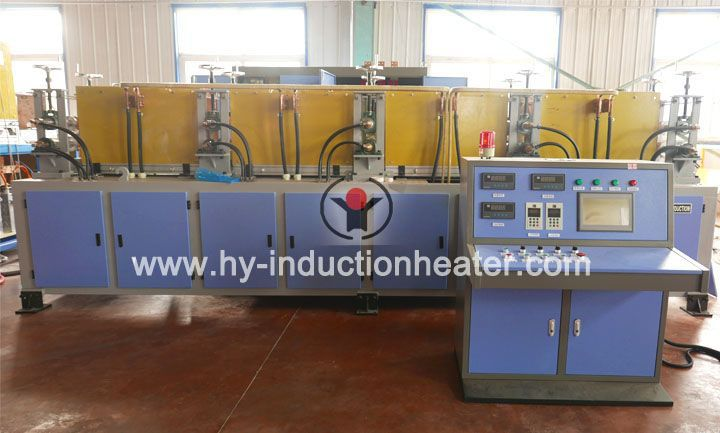 Bar,pipe,slab and billet induction heating equipment