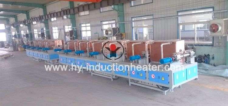 billet induction heater furnace