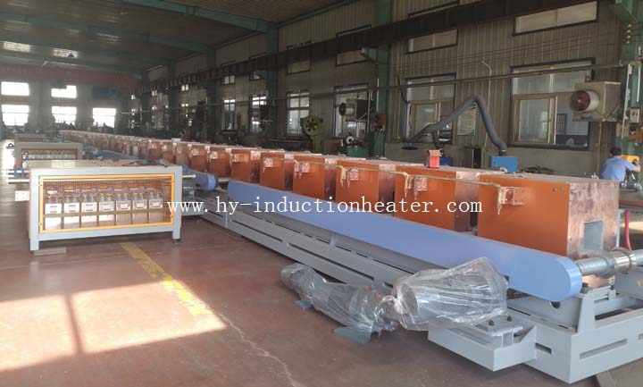 billet induction heating furnace