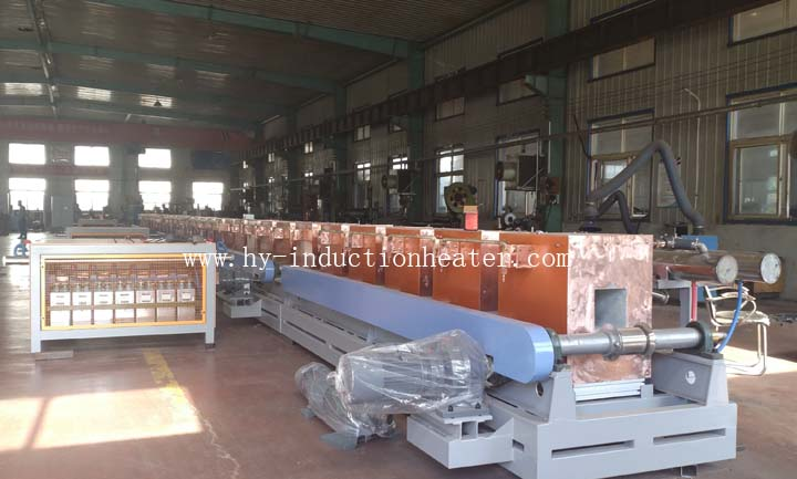 billet induction heating machine