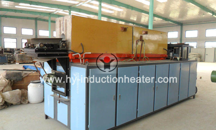 Brass induction heating