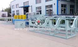 Carbon steel induction hardening equipment