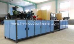Copper heat treatment