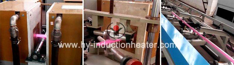drill rod hardening machine