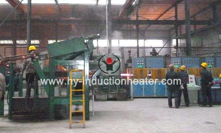 Grinding ball rolling mill