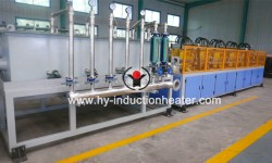 Grinding rod quenching machine