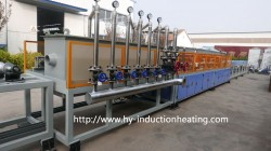 metal induction hardening furnace