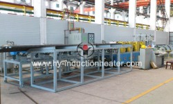 Continuous quenching furnace