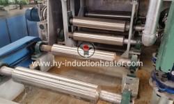 Hot rolling steel plate