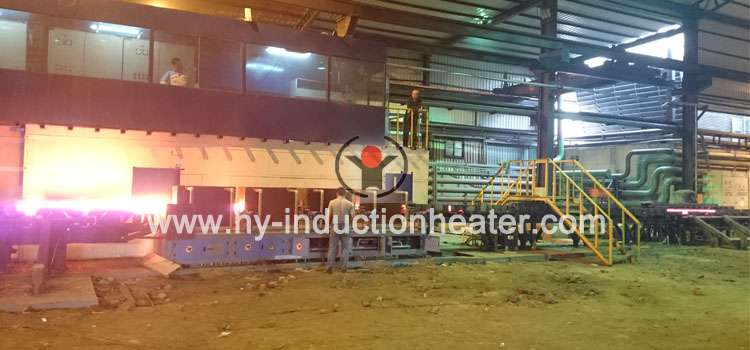induction billet heating equipment